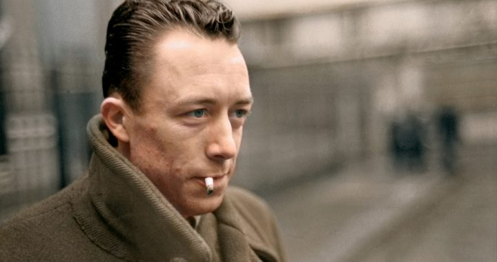 3 libros magistrales de  Camus llevados al cine.