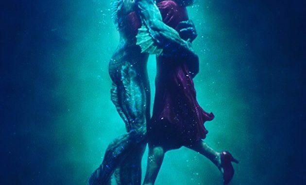 La forma del agua y sus 4 Óscar