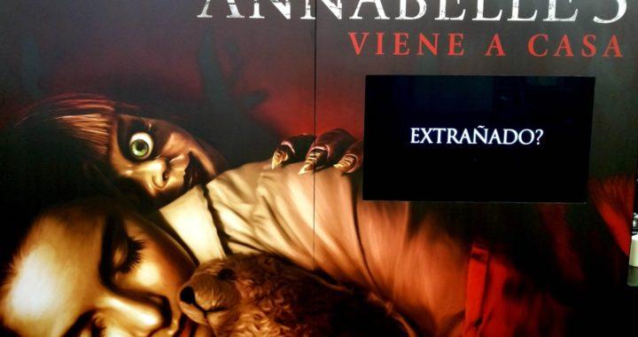 """""""Annabelle 3: Viene a casa"""", la muñeca maldita"""
