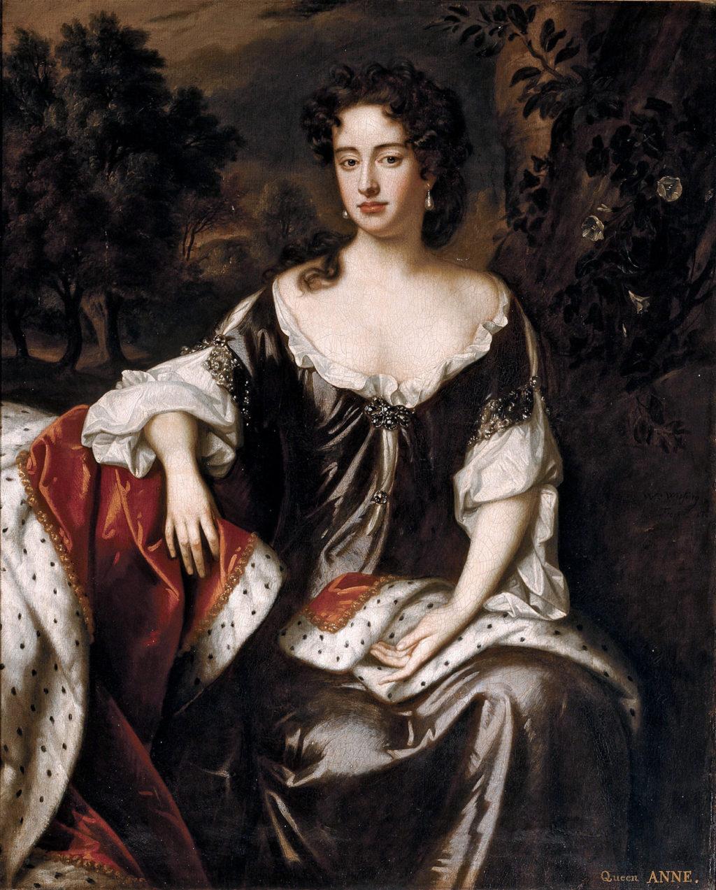 Reina Ana de Inglaterra
