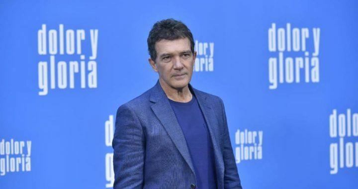"""""""Dolor y Gloria"""" con Antonio Banderas"""