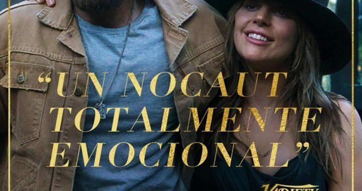 """""""Nace una estrella"""" el musical de Bradley Cooper y Lady Gaga"""