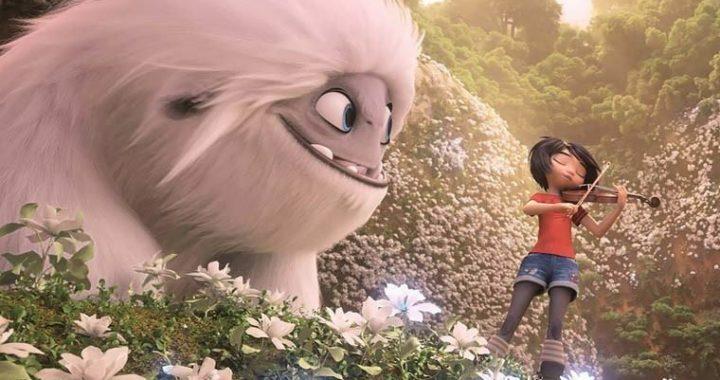 Abominable, una aventura para toda la familia