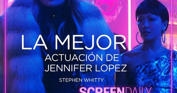 Estafadoras de Wall Street con Jennifer López