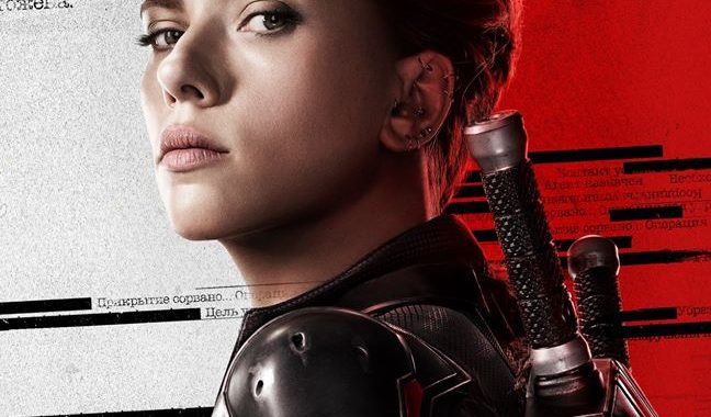 Black Widow de Marvel Studios
