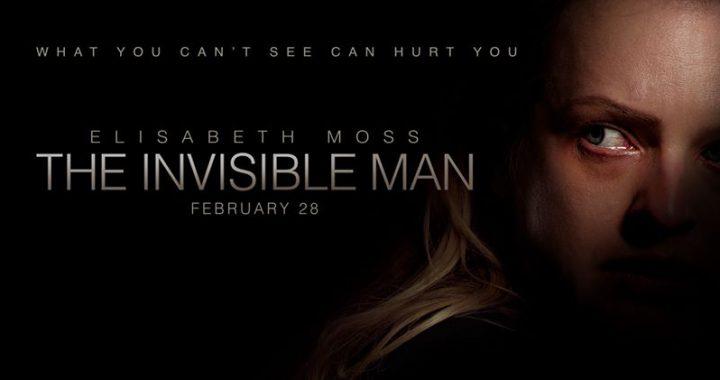 El hombre invisible con Elisabeth Moss