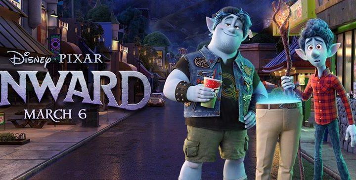 Onward de Pixar Animation Studios